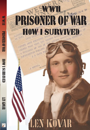 WWII POW How I Survived Book Cover